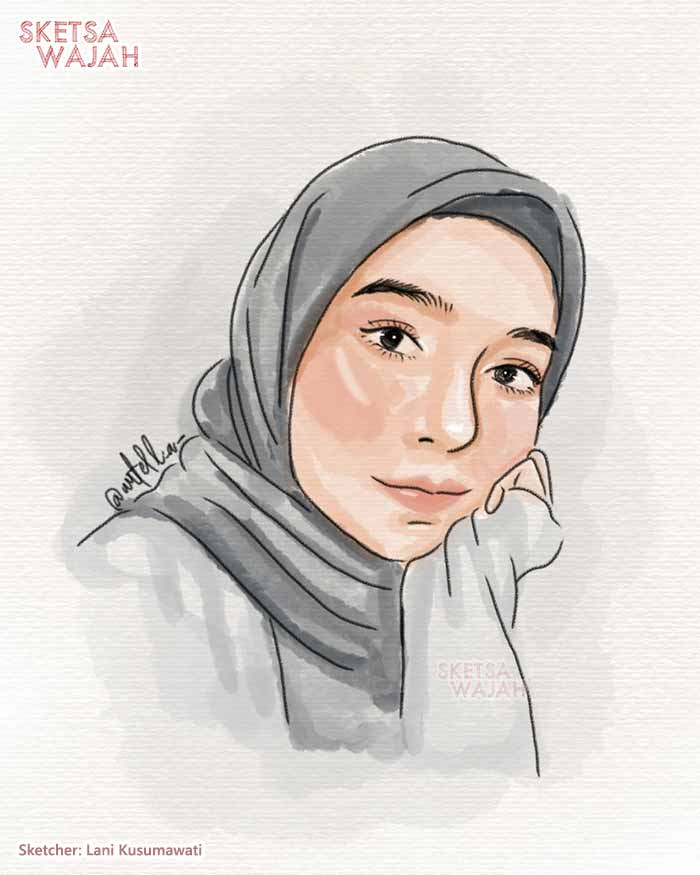 Digital Art Lani Kusumawati 3