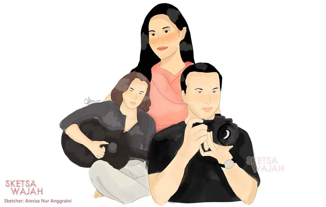 Digital art Annisa Nur Anggraini 3