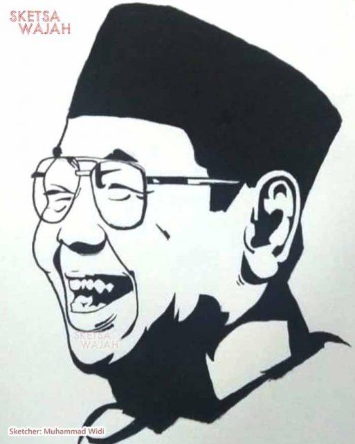 Siluet Muhammad Widi 2