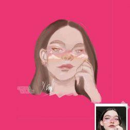 Digital Art Adelia Khairunnisa 1