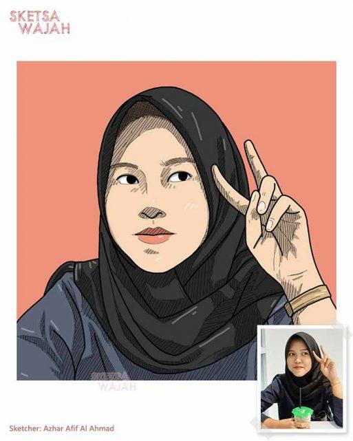 Digital Art Azhar Afif Al Ahmad 16