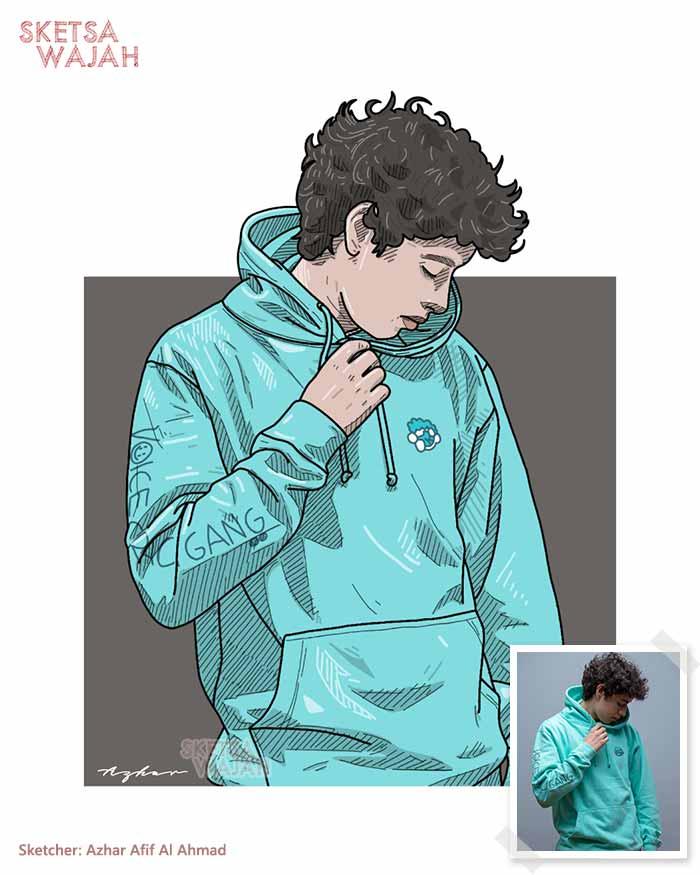 Digital Art Azhar Afif Al Ahmad 17