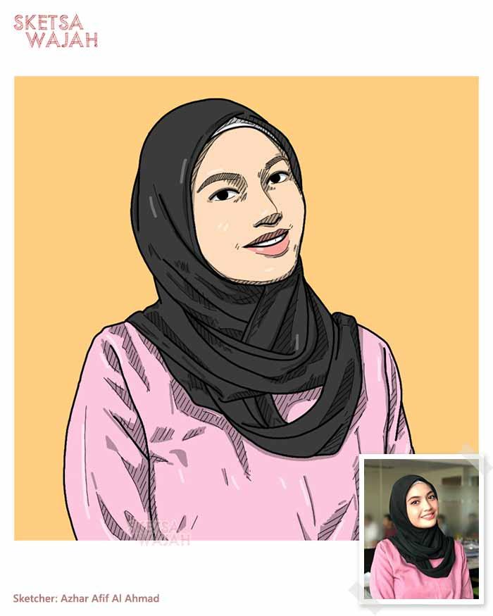 Digital Art Azhar Afif Al Ahmad 18
