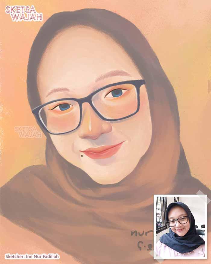 Digital Art Ine Nur Fadillah 2