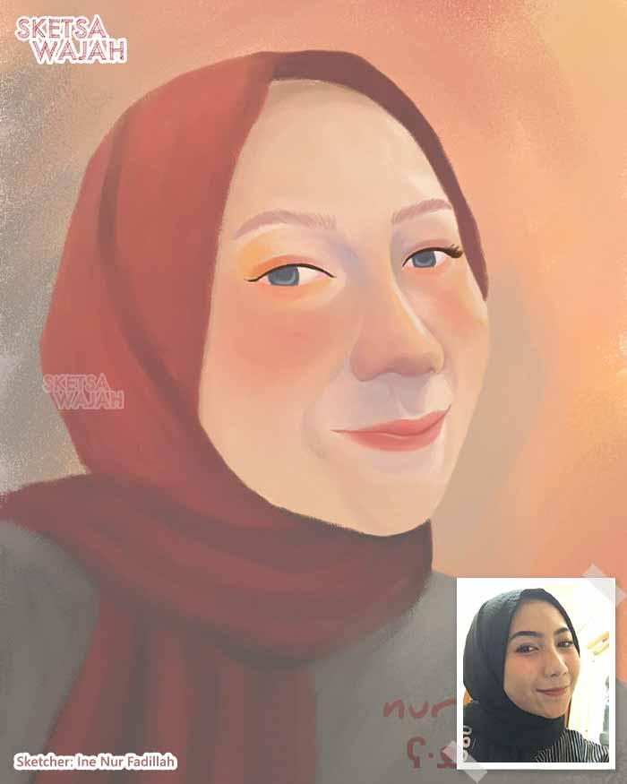 Digital Art Ine Nur Fadillah 3