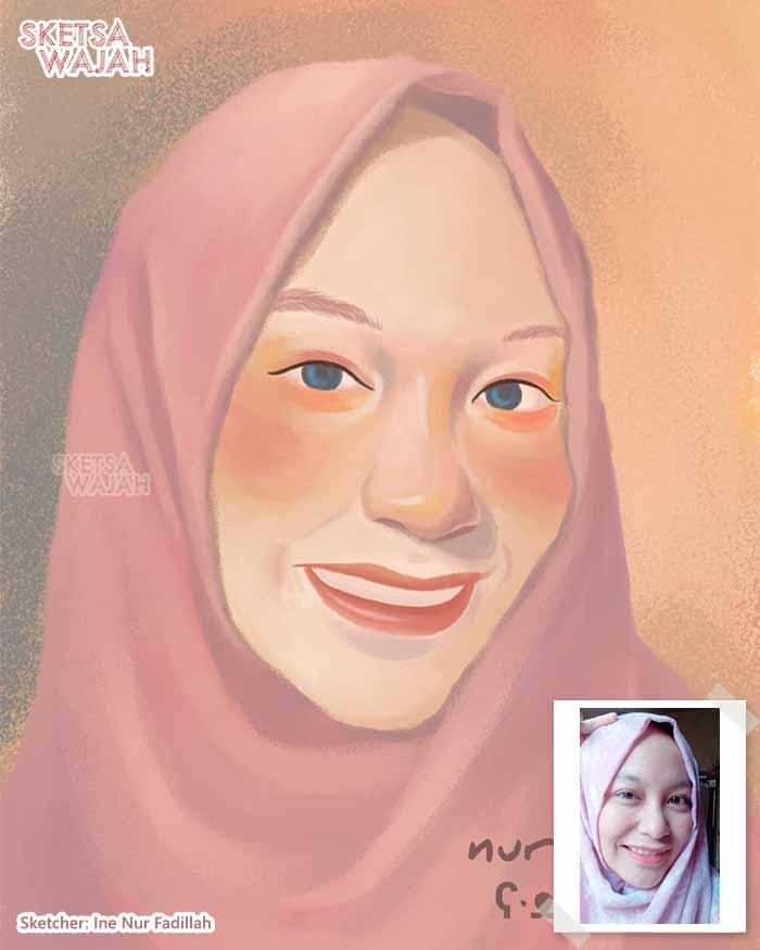 Digital Art Ine Nur Fadillah 5