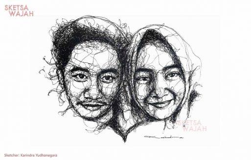 Scribble Art Karindra Yudhanegara 4