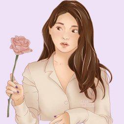 Digital Art Sharon Priscilla 3