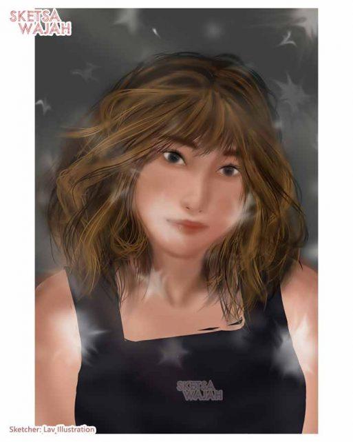 Digital Art Lav Illustration 3